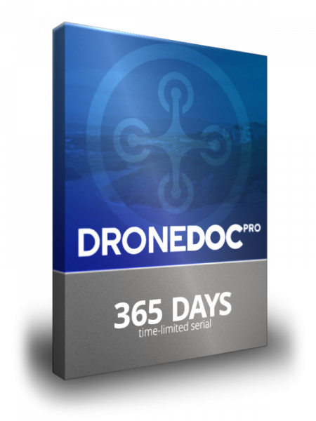 DroneDoc Pro® - 365 Tage / days (kein Abo / no sub)
